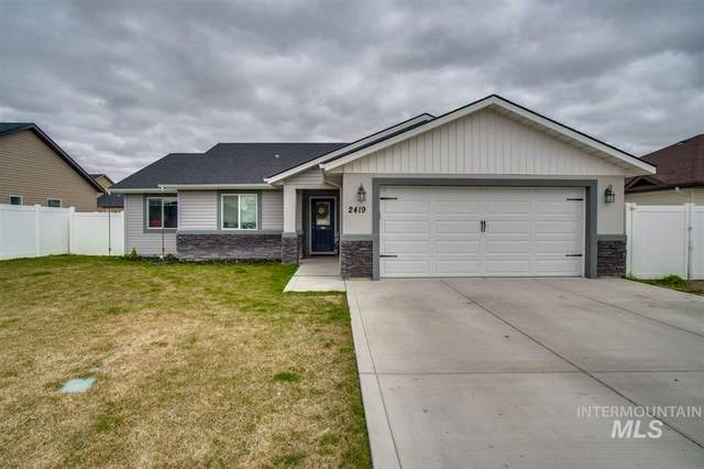 2419 S Yukon Trail, Burley, ID 83318 (MLS #98761912) :: Boise Home Pros