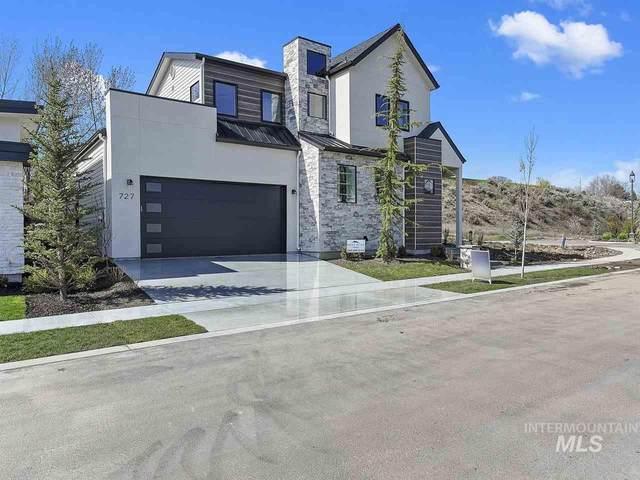 727 E Brooktrail Lane, Eagle, ID 83616 (MLS #98762074) :: Boise River Realty