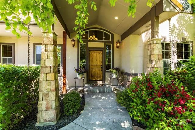 1203 N Sevenoaks Place, Eagle, ID 83616 (MLS #98762807) :: Story Real Estate