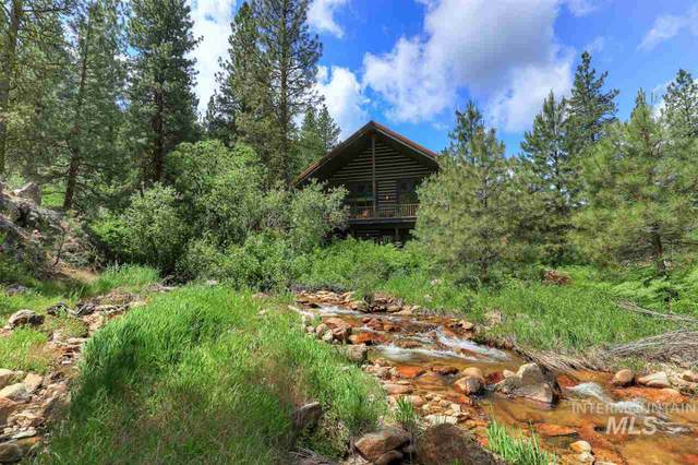 1088 E Paradise Dr, Pine, ID 83647 (MLS #98763415) :: Juniper Realty Group