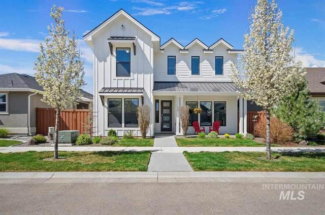 11166 W Petunia Dr, Boise, ID 83709 (MLS #98763470) :: Team One Group Real Estate