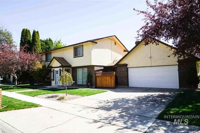 1269 E Cerramar, Eagle, ID 83616 (MLS #98763699) :: Full Sail Real Estate