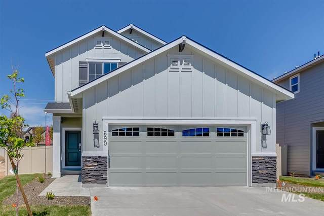 756 E Whiskey Flats St, Meridian, ID 83642 (MLS #98763806) :: Jon Gosche Real Estate, LLC
