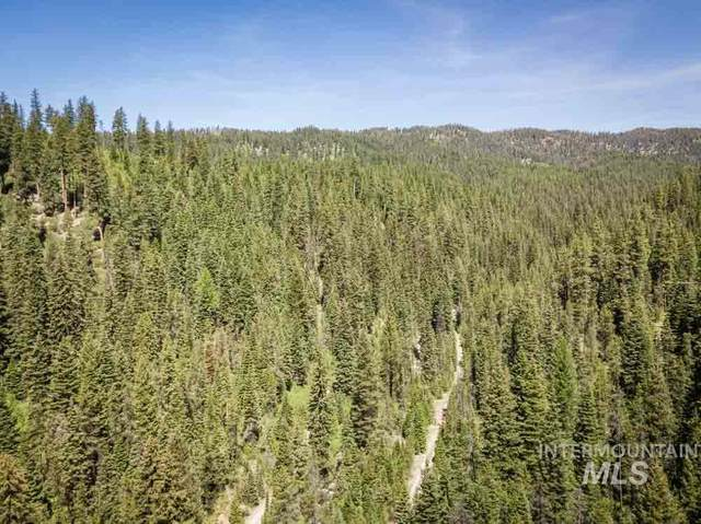 TBD (13.63 AC) Warm Lake Rd, Cascade, ID 83611 (MLS #98765524) :: Juniper Realty Group