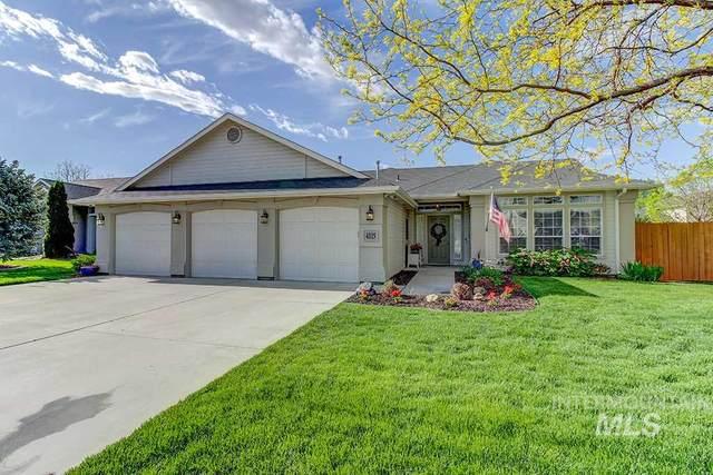 4115 E Boreal Ct., Nampa, ID 83687 (MLS #98765555) :: Boise River Realty