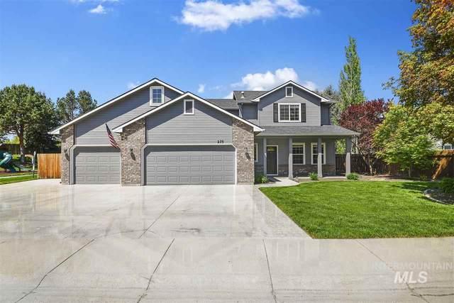 275 S Payette  Place, Eagle, ID 83616 (MLS #98765979) :: Jon Gosche Real Estate, LLC