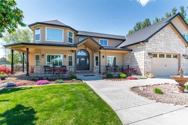 2491 N Park Lane, Eagle, ID 83616 (MLS #98766140) :: Full Sail Real Estate