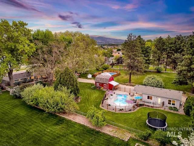 4901 N Mountain View Drive, Boise, ID 83704 (MLS #98766567) :: Jon Gosche Real Estate, LLC