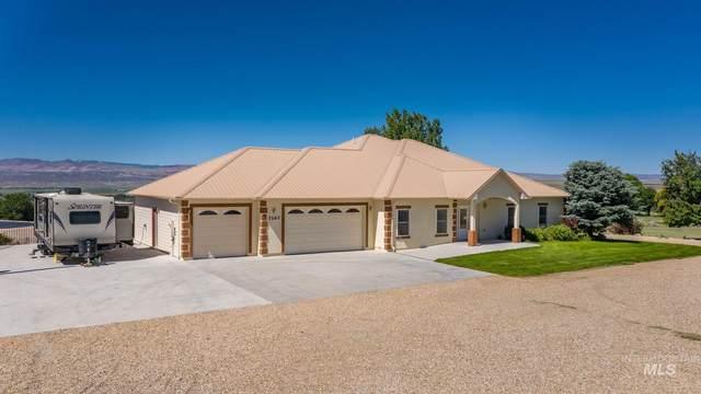 7267 Baseline Rd., Melba, ID 83641 (MLS #98769101) :: City of Trees Real Estate