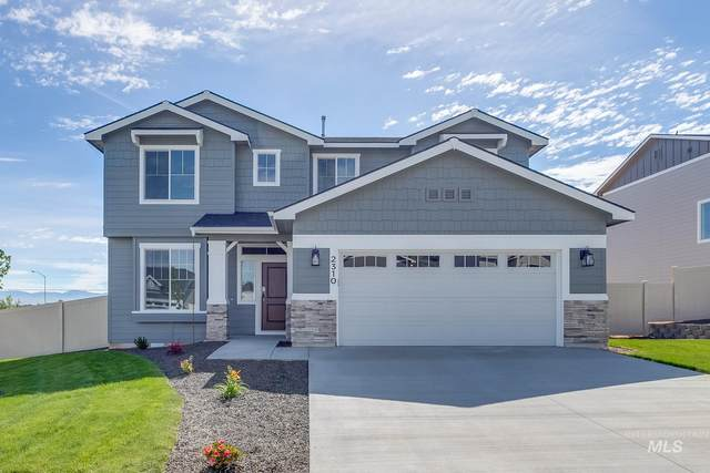 2310 S Knotty Timber Pl, Meridian, ID 83642 (MLS #98769635) :: City of Trees Real Estate