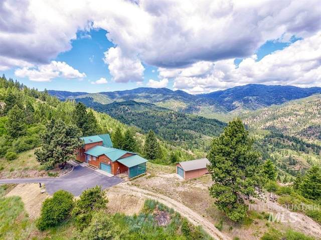 287 Wilderness Way, Boise, ID 83716 (MLS #98770251) :: Story Real Estate