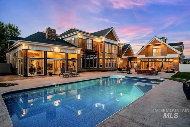 3667 W Sella Court, Eagle, ID 83616 (MLS #98770409) :: Jon Gosche Real Estate, LLC