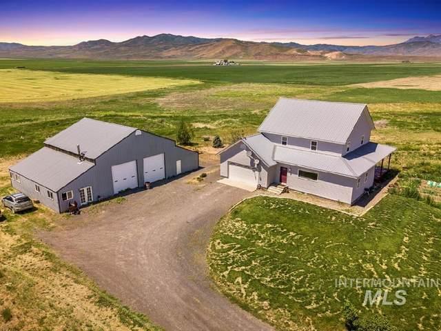 63 S 1000 West, Fairfield, ID 83327 (MLS #98771990) :: Michael Ryan Real Estate