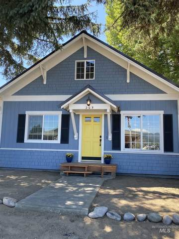 209 S Front, Cascade, ID 83611 (MLS #98772554) :: Boise River Realty