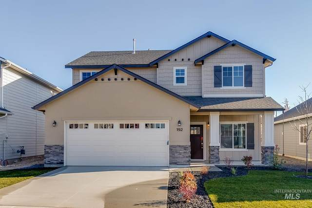 192 N Caracaras Way, Eagle, ID 83616 (MLS #98776864) :: Own Boise Real Estate