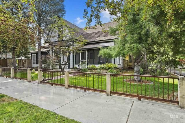 1417 W Ridenbaugh St, Boise, ID 83702 (MLS #98777662) :: Haith Real Estate Team