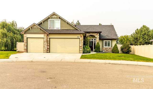 2514 W Mill Ct, Nampa, ID 83686 (MLS #98778080) :: Boise Home Pros
