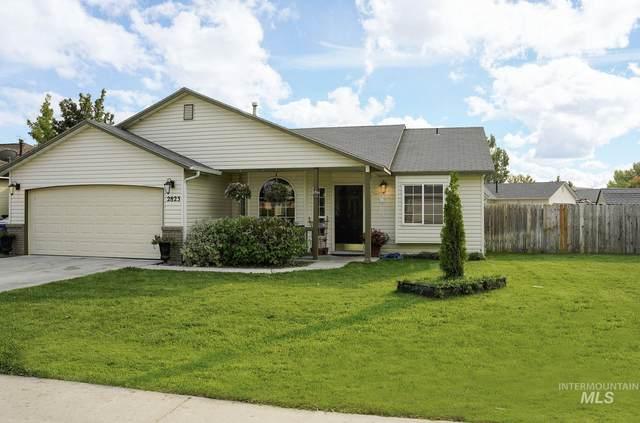 2823 Sandgate Ave, Nampa, ID 83686 (MLS #98779827) :: Build Idaho