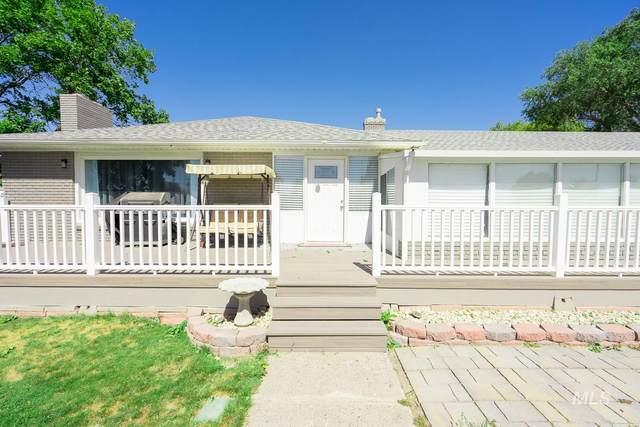 226 W Ellis, Paul, ID 83347 (MLS #98780238) :: Boise River Realty