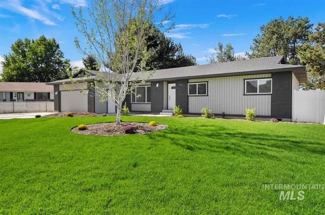 4629 S Shawnee Way, Boise, ID 83709 (MLS #98780341) :: Michael Ryan Real Estate