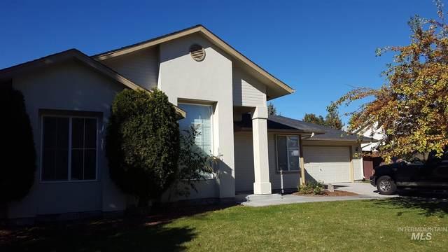 1791 N Eagle Creek Way, Eagle, ID 83616 (MLS #98781667) :: Michael Ryan Real Estate
