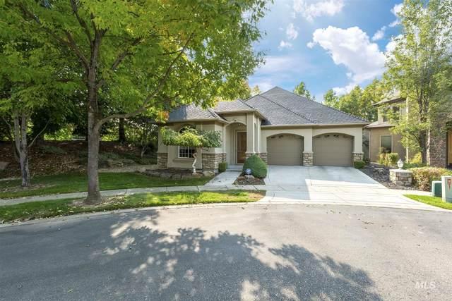 1612 S Stream Point Ln, Eagle, ID 83616 (MLS #98787515) :: Jon Gosche Real Estate, LLC