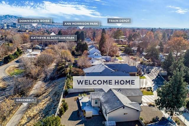 4356 W Edgemont St, Boise, ID 83706 (MLS #98787805) :: Own Boise Real Estate