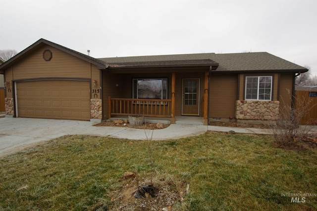 315 Marble Valley Way, Caldwell, ID 83605 (MLS #98787909) :: Full Sail Real Estate