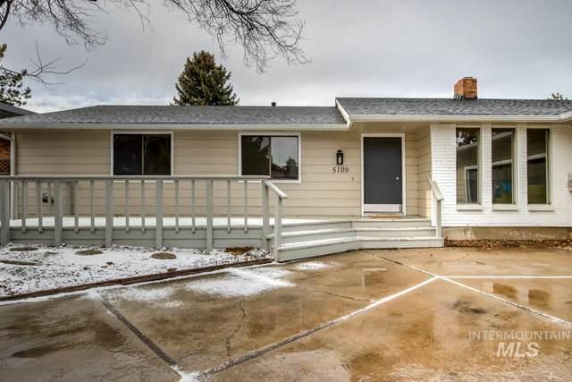5109 S Cheyenne, Boise, ID 83709 (MLS #98794664) :: Bafundi Real Estate