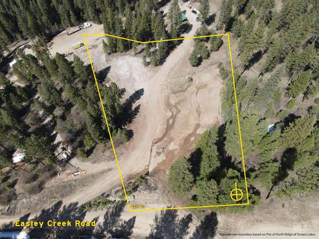 Lot 27 Easley Creek Rd., Garden Valley, ID 83622 (MLS #98794788) :: Haith Real Estate Team