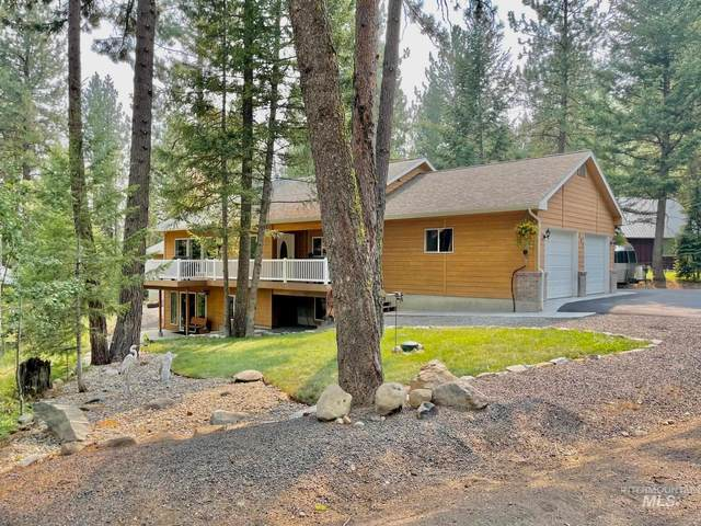302 Cece Way, Mccall, ID 83638 (MLS #98795340) :: City of Trees Real Estate