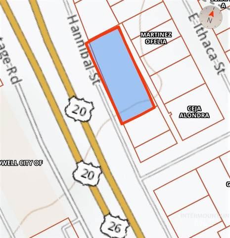 0 Hannibal Street, Caldwell, ID 83605 (MLS #98797164) :: Michael Ryan Real Estate