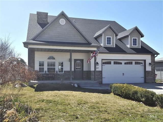 1307 Lauren Lane, Filer, ID 83328 (MLS #98797182) :: Team One Group Real Estate