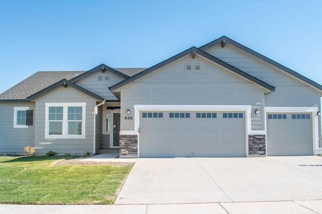 849 W Smallwood Ct, Kuna, ID 83634 (MLS #98797340) :: Build Idaho