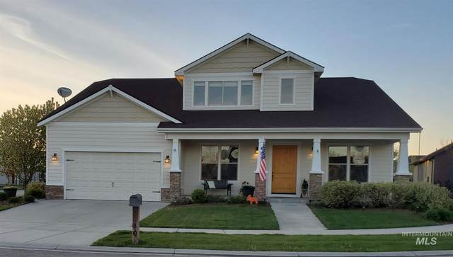4840 W Clear Field Ct, Eagle, ID 83616 (MLS #98797866) :: City of Trees Real Estate