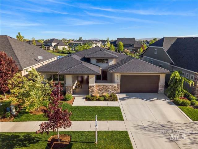 4128 W Bolton Dr., Eagle, ID 83616 (MLS #98799953) :: Juniper Realty Group