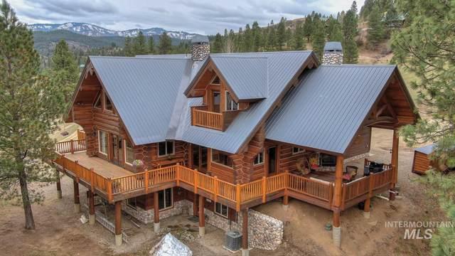 50 Crosstimber Loop, Garden Valley, ID 83622 (MLS #98799968) :: Navigate Real Estate