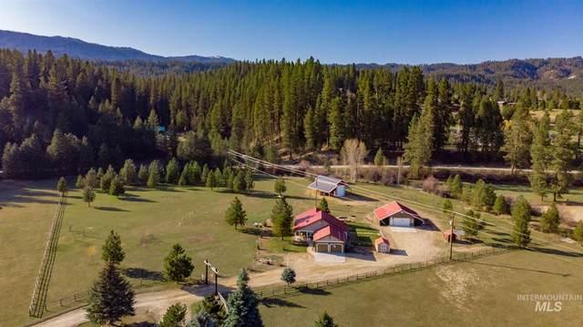 26 Quail Run, Garden Valley, ID 83622 (MLS #98800726) :: Boise Home Pros