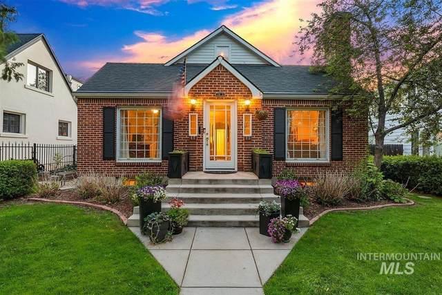 1605 Harrison Blvd, Boise, ID 83702 (MLS #98801983) :: Build Idaho