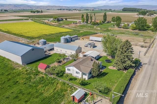 3507 Pioneer Road, Homedale, ID 83628 (MLS #98802111) :: Build Idaho