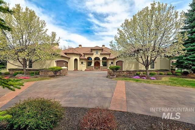360 W Rivermont Ln, Eagle, ID 83616 (MLS #98802348) :: Jon Gosche Real Estate, LLC