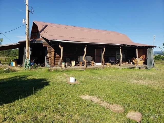 157 Walker Lane, Kooskia, ID 83539 (MLS #98803296) :: Team One Group Real Estate