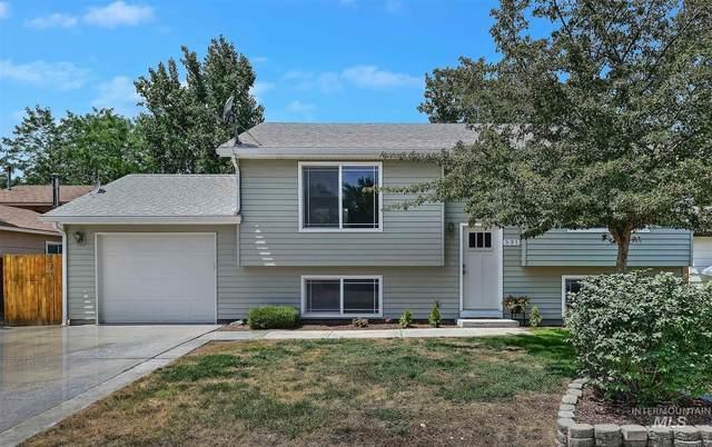 531 S Lynhurst Pl., Meridian, ID 83642 (MLS #98803891) :: Full Sail Real Estate