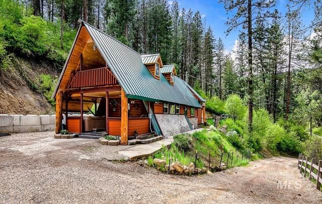 78 Johnson Creek Rd, Boise, ID 83716 (MLS #98804225) :: Scott Swan Real Estate Group