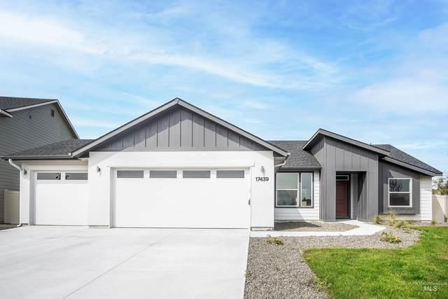 17439 N Wingtip Way, Nampa, ID 83687 (MLS #98804381) :: Scott Swan Real Estate Group