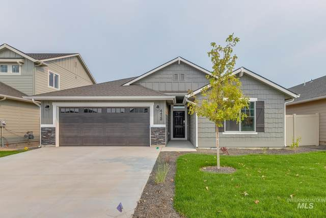 5060 W Ladle Rapids Dr, Meridian, ID 83646 (MLS #98805337) :: Team One Group Real Estate