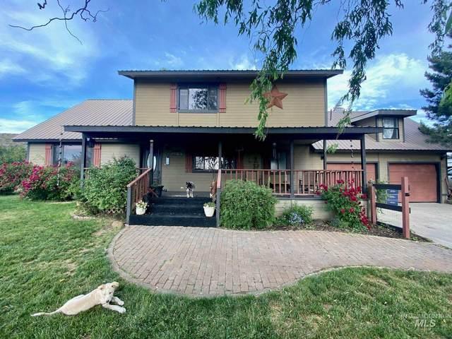 1682 Deer Creek Road, Weiser, ID 83672 (MLS #98805732) :: Haith Real Estate Team