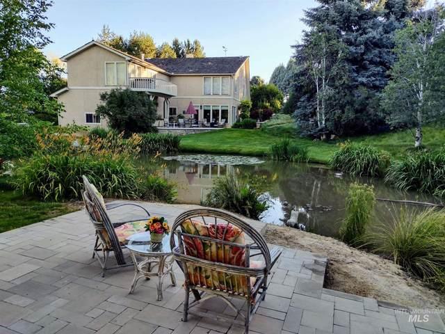 2143 Aspen Cove Dr., Meridian, ID 83642 (MLS #98806165) :: Bafundi Real Estate