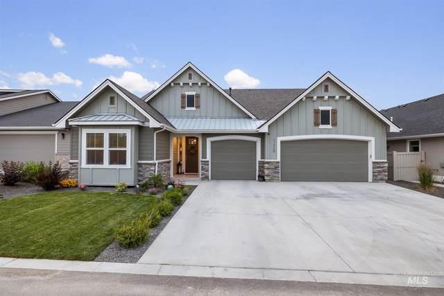 11360 W Cere Ct, Nampa, ID 83686 (MLS #98806486) :: Build Idaho