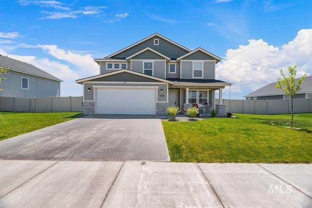 715 SW Inby St, Mountain Home, ID 83647 (MLS #98806606) :: Boise Home Pros